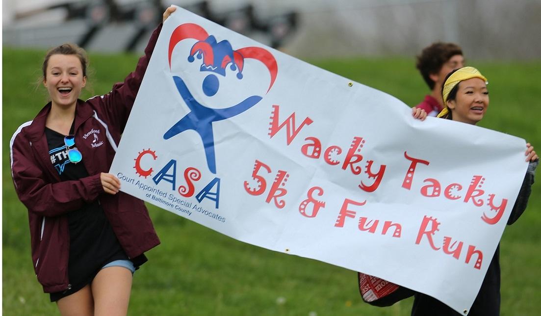 CASA Wacky Tacky 5K